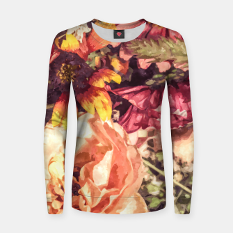 Thumbnail image of Forever Love Women sweater, Live Heroes