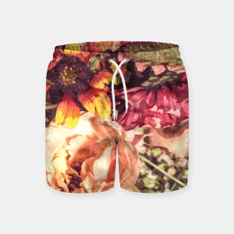 Thumbnail image of Forever Love Swim Shorts, Live Heroes