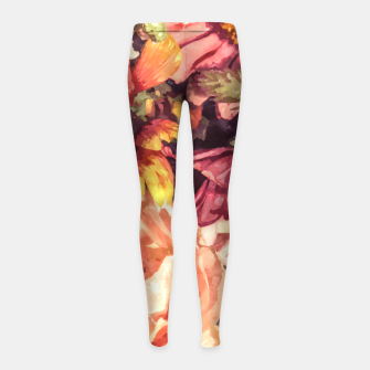 Miniaturka Forever Love Girl's leggings, Live Heroes