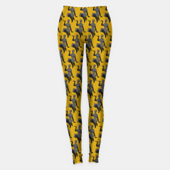 Love Cat Leggings obraz miniatury