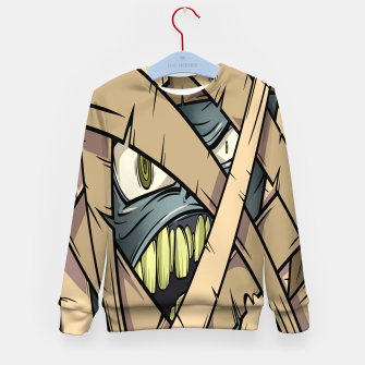 Thumbnail image of mummy Kid's sweater, Live Heroes