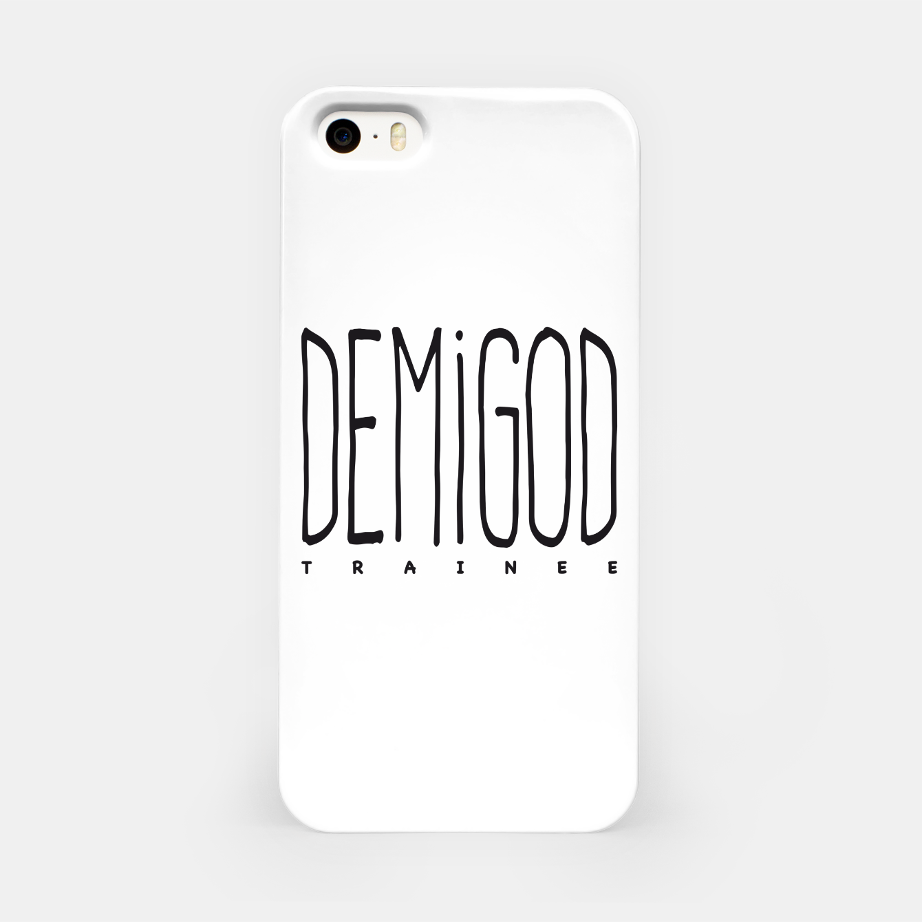 Image of Demigod Trainee iPhone-Hülle - Live Heroes