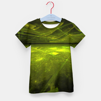 Thumbnail image of Gamer World Kid's t-shirt, Live Heroes