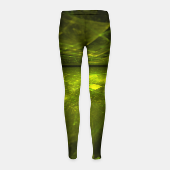 Thumbnail image of Gamer World Girl's leggings, Live Heroes