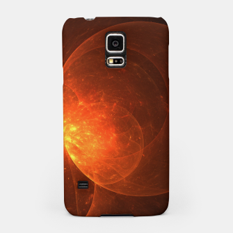 Thumbnail image of Blood Orange Samsung Case, Live Heroes