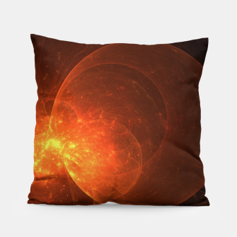 Thumbnail image of Blood Orange Pillow, Live Heroes