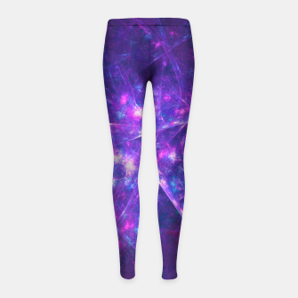 Thumbnail image of Chaotic Light Girl's leggings, Live Heroes