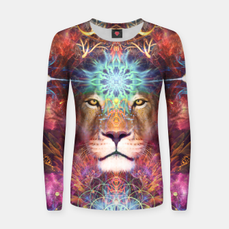 Genesis (Lion) Women sweater thumbnail image