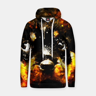 rottweiler puppy dog ws std Hoodie thumbnail image