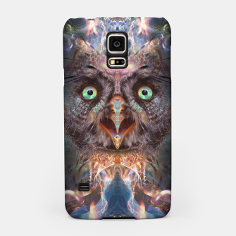 Complete Awareness (Owl) Samsung Case thumbnail image