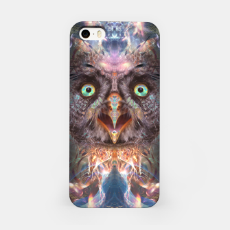 Complete Awareness (Owl) iPhone Case thumbnail image