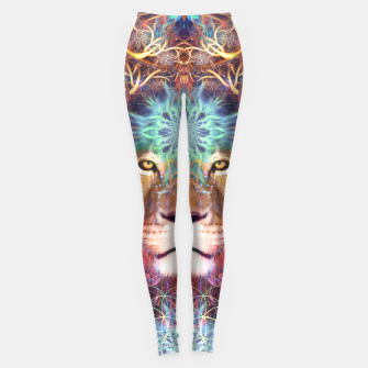 Genesis (Lion) Leggings thumbnail image