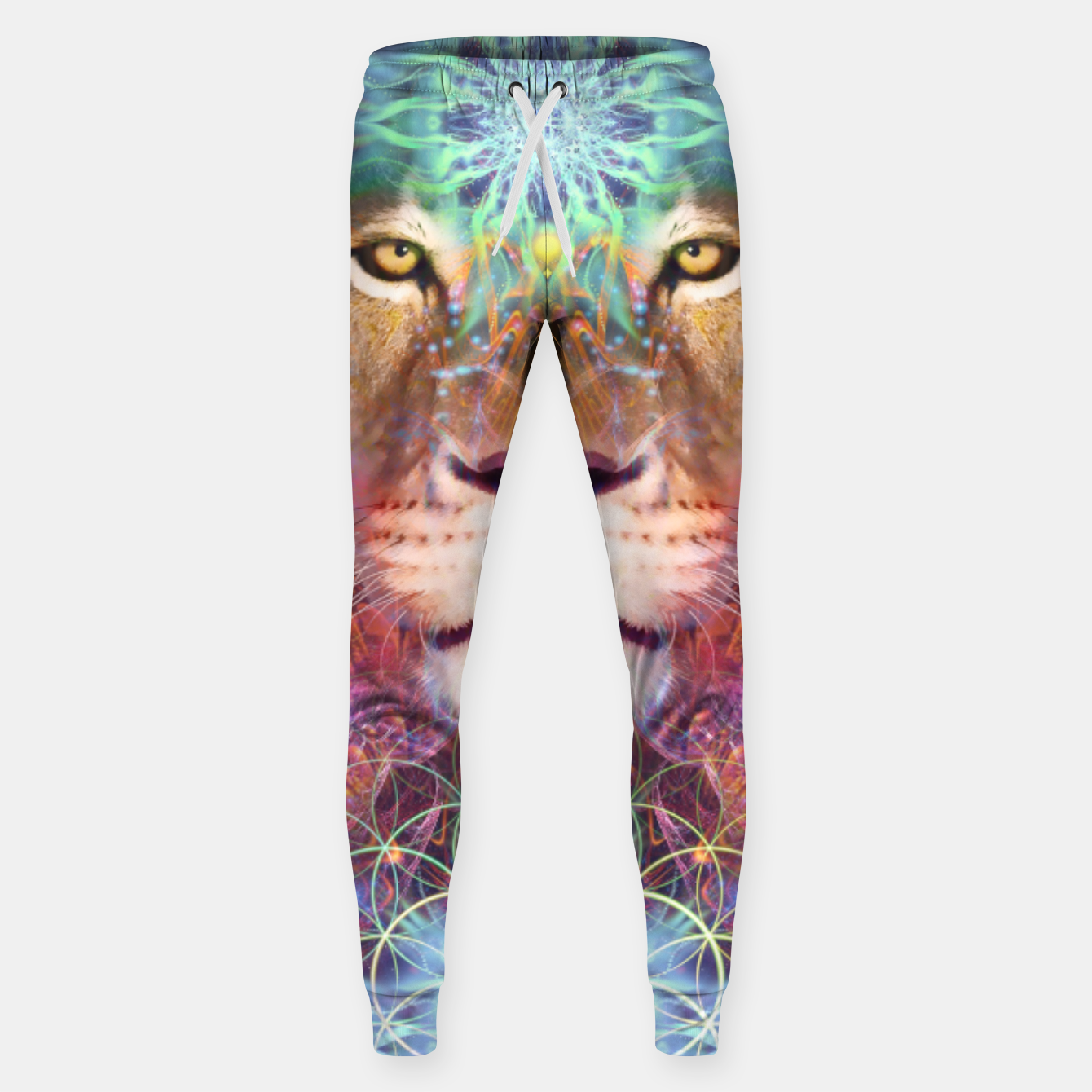 Image of Genesis (Lion) Sweatpants - Live Heroes