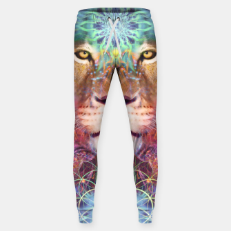 Thumbnail image of Genesis (Lion) Sweatpants, Live Heroes