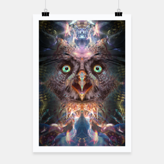 Complete Awareness (Owl) Poster thumbnail image