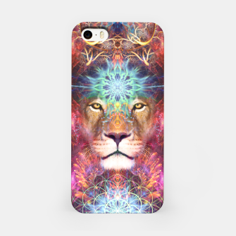 Genesis (Lion) iPhone Case thumbnail image