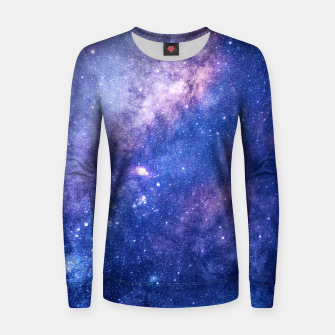 Thumbnail image of Celestial Dream Women sweater, Live Heroes