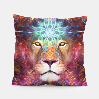 Genesis (Lion) Pillow thumbnail image