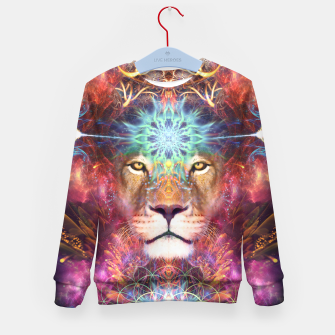 Genesis (Lion) Kid's sweater thumbnail image
