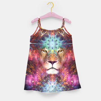 Genesis (Lion) Girl's dress thumbnail image
