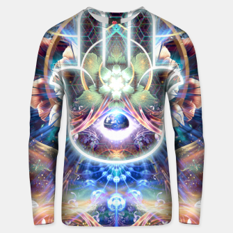 Thumbnail image of Divine Protection Unisex sweater, Live Heroes