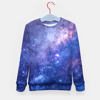Celestial Dream Kid's sweater obraz miniatury