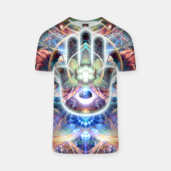 Thumbnail image of Divine Protection T-shirt, Live Heroes