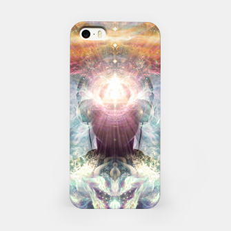 Thumbnail image of Celestial Vibrations iPhone Case, Live Heroes