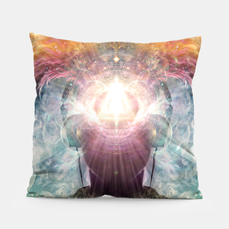 Thumbnail image of Celestial Vibrations Pillow, Live Heroes