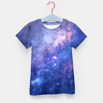 Celestial Dream Kid's t-shirt obraz miniatury