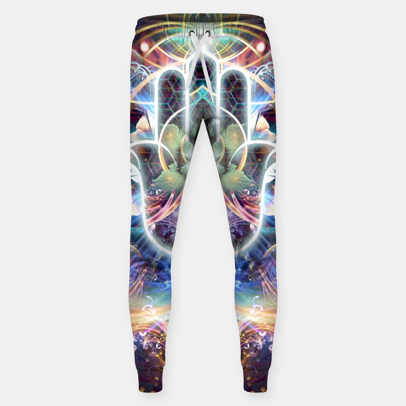 Image of Divine Protection Sweatpants - Live Heroes