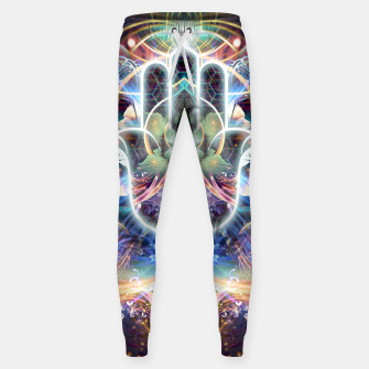 Thumbnail image of Divine Protection Sweatpants, Live Heroes