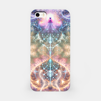 Thumbnail image of The Alchemist's Breath (Buddha) iPhone Case, Live Heroes
