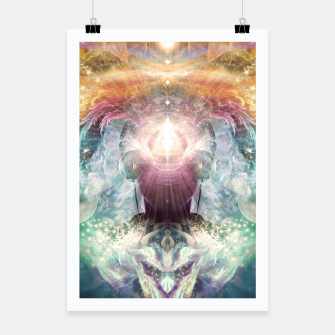 Thumbnail image of Celestial Vibrations Poster, Live Heroes