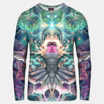 Thumbnail image of Nectar (Hummingbird) Unisex sweater, Live Heroes