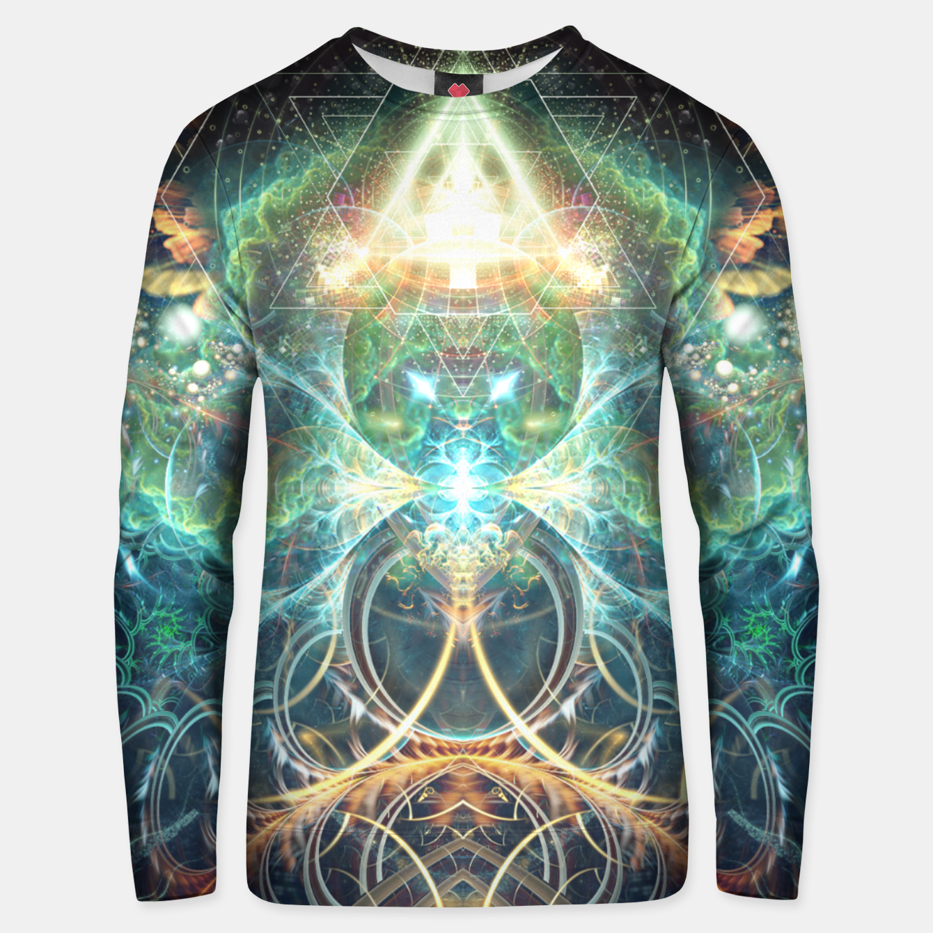 Image of Blossom Unisex sweater - Live Heroes