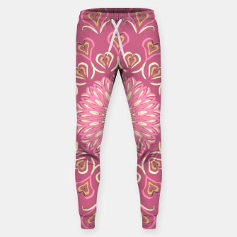 Thumbnail image of My Valentine's Day Pantalones de chándal , Live Heroes