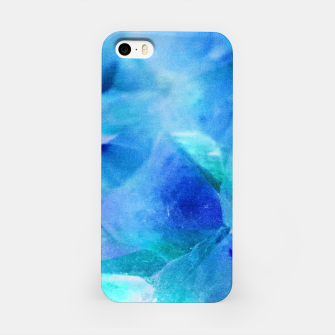 Iridescent Quartz Crystal #2 #gem #decor #art  iPhone-Hülle thumbnail image