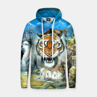 Easy Tiger Hoodie thumbnail image