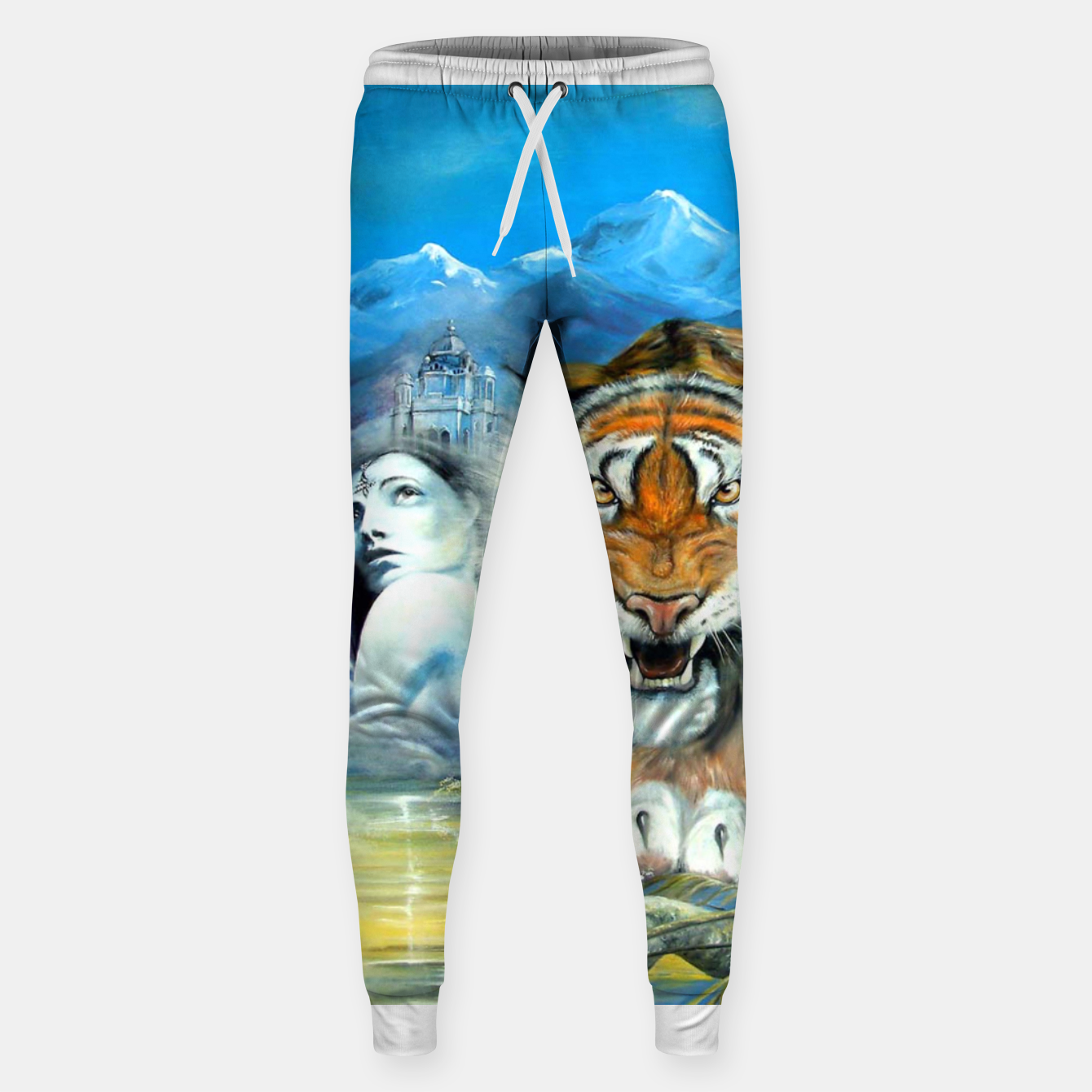 Image of Easy Tiger Sweatpants - Live Heroes