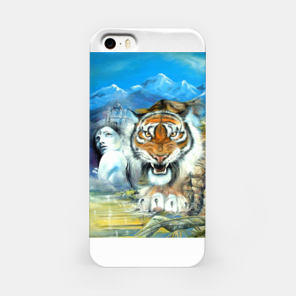 Easy Tiger iPhone Case thumbnail image