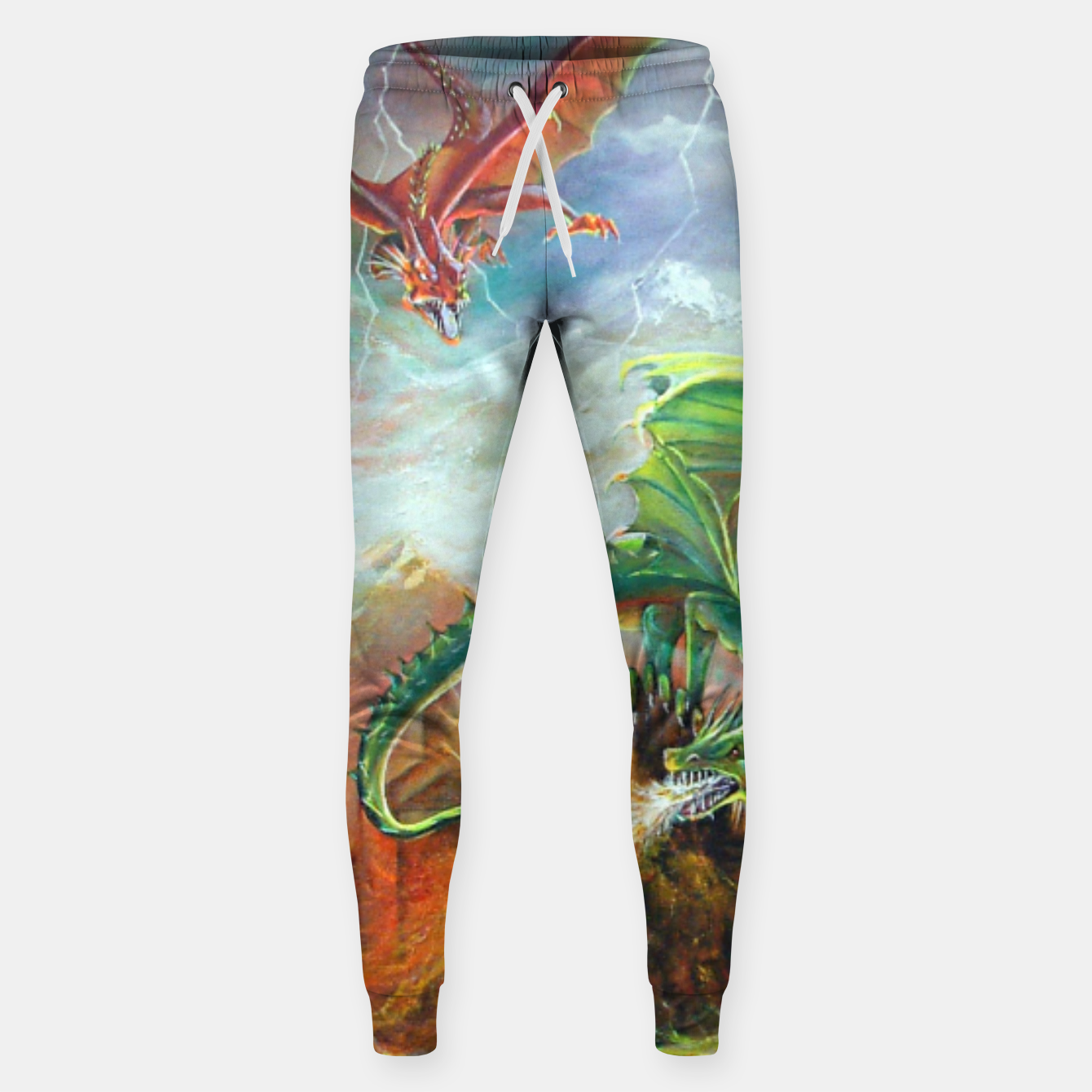 Image of An Al Nathrach Sweatpants - Live Heroes