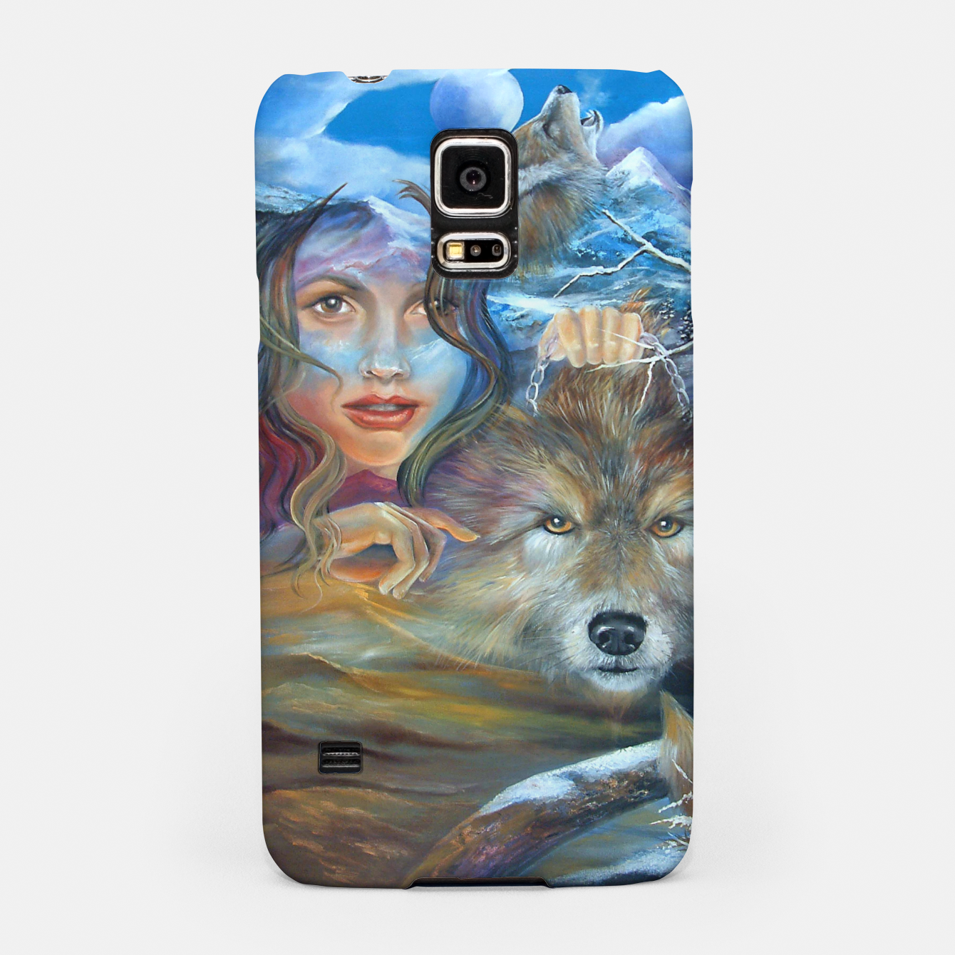 Image of Unleash Your Potential Samsung Case - Live Heroes