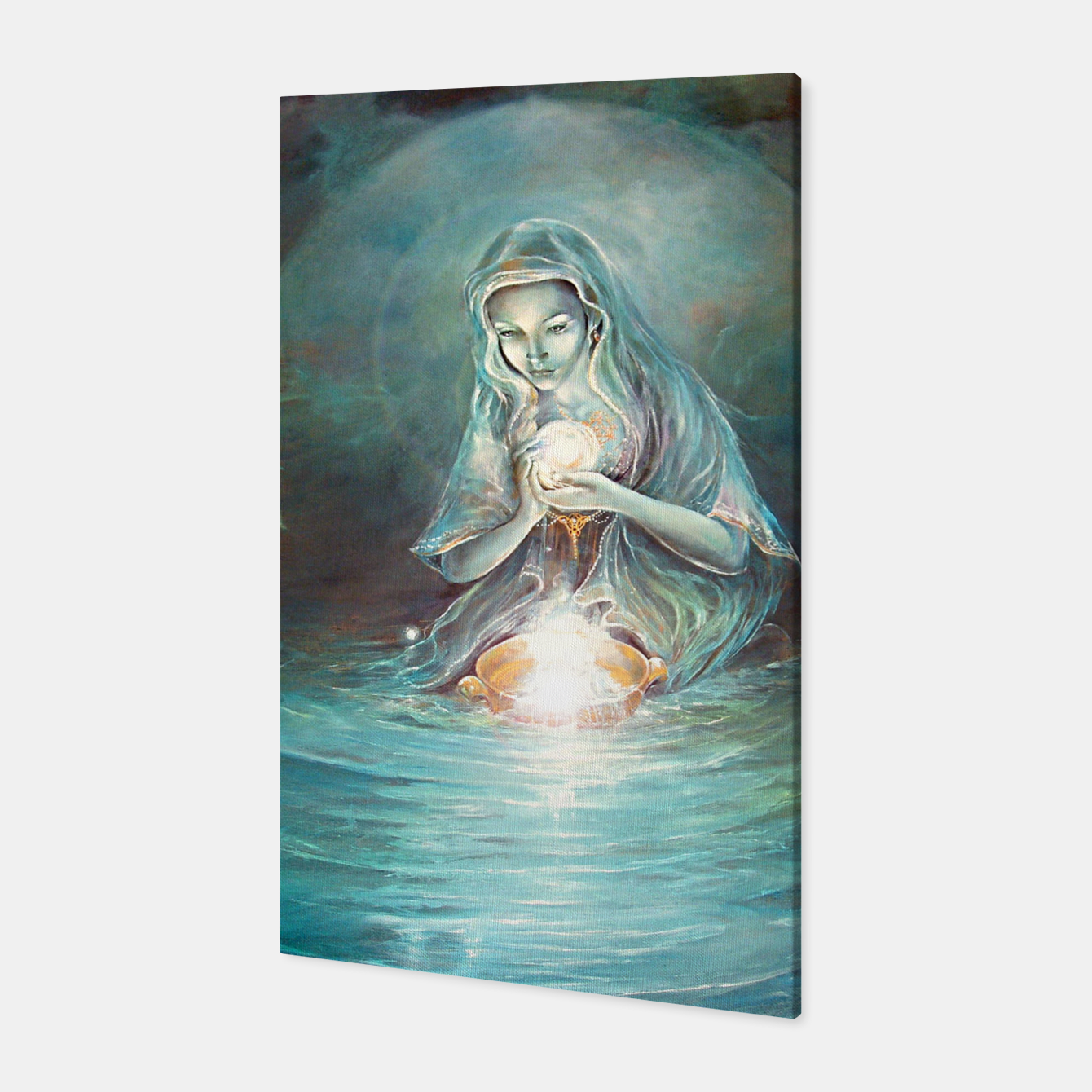 Image of Deliverance Canvas - Live Heroes