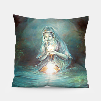 Thumbnail image of Deliverance Pillow, Live Heroes