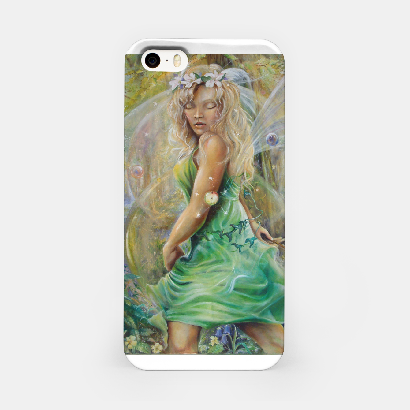 Image of Golden Dawn iPhone Case - Live Heroes
