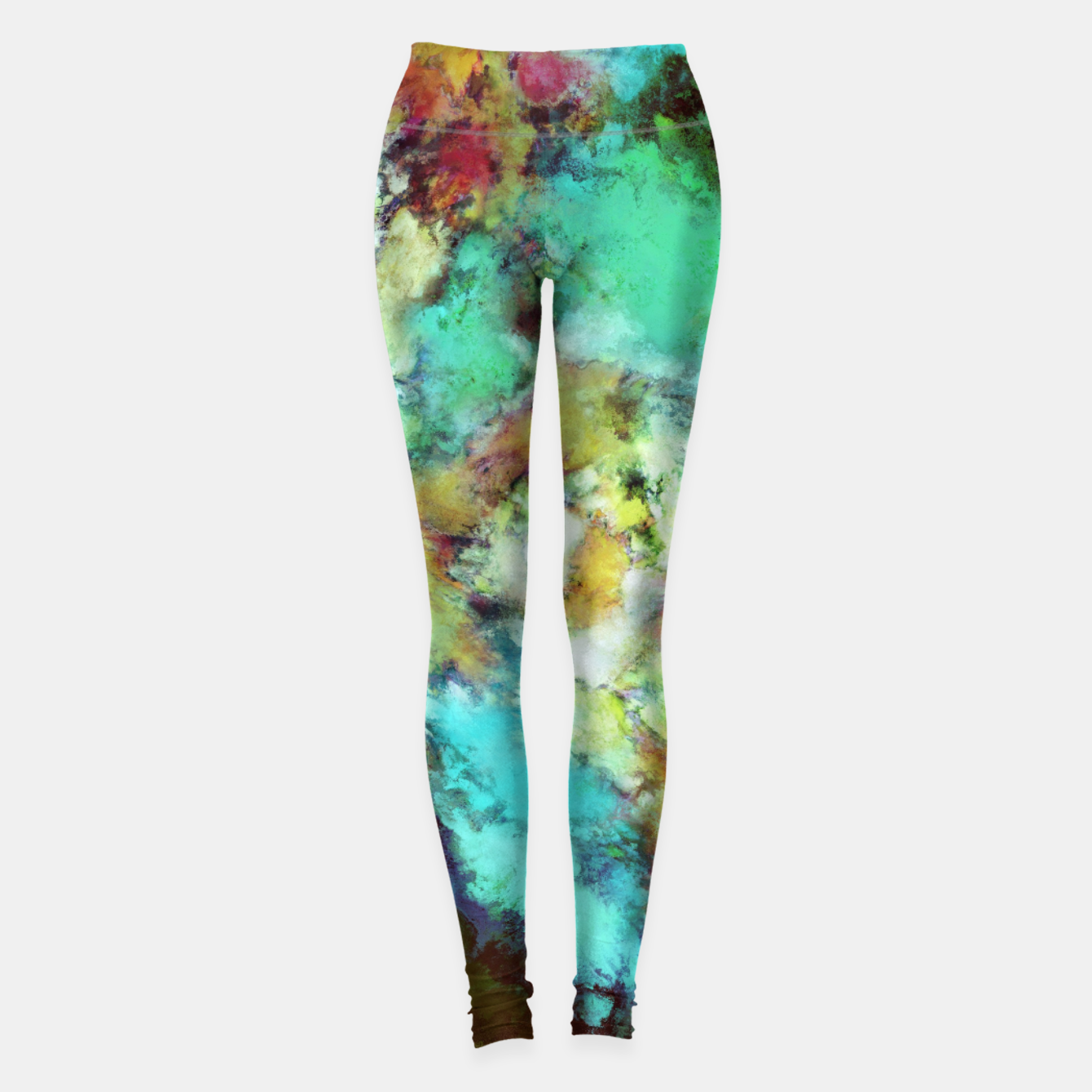 Image of Regeneration Leggings - Live Heroes