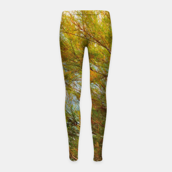 Close to the sea Girl's leggings thumbnail image