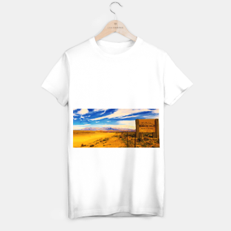 hurricane valley digital oil painting akvop std T-shirt regular thumbnail image