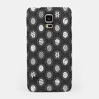Monochrome Easter Geometry Samsung Case thumbnail image